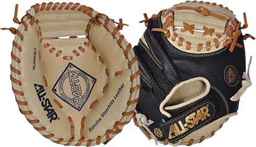 All-Star CM100TM Training Catchers Mitt 27 Inch