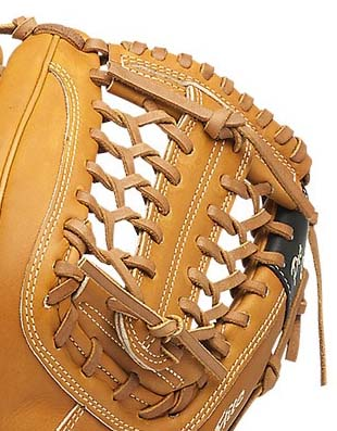 Baseball Glove Web Design by Position