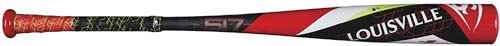 Louisville Slugger Omaha 517 BBCOR (-3) Baseball Bat