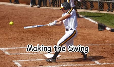 Making the Swing for power