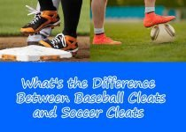 What's the Difference Between Baseball Cleats and Soccer Cleats