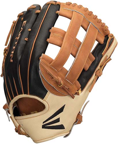 EASTON PROFESSIONAL HYBRID Baseball Glove Series, 2021, USA Chrome Tanned Horween Steer Hide Leather Palm And Lining, Lightweight Japanese Tanned Professional Reserve Steer Hide Leather