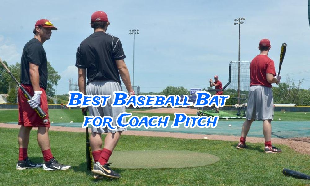 Bests Baseball Bat for Coach Pitch