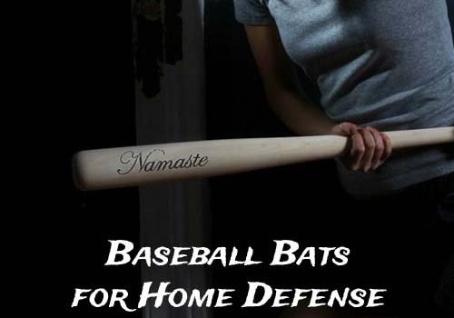 Baseball Bats for Home Defense