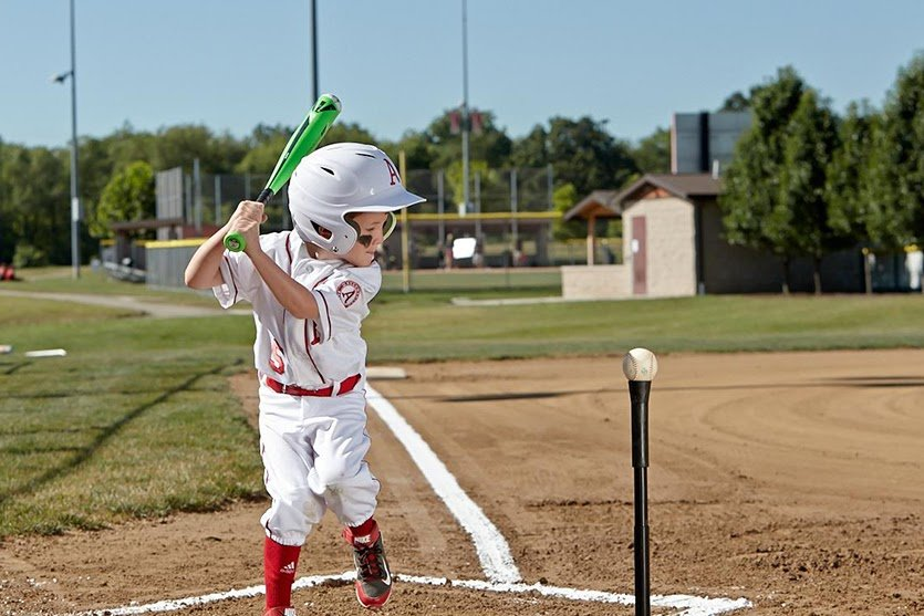 Baseball Hitting Drills for 7-year-olds