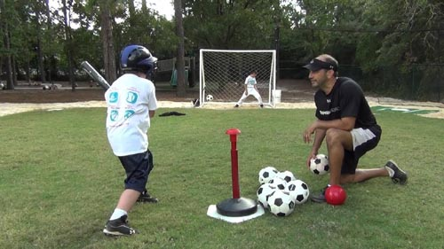 Best Baseball Drills for 7-years-old