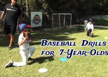 Baseball Drills for 7-Year-Olds