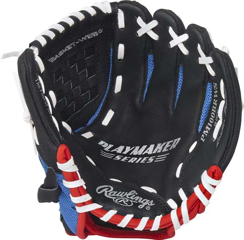Rawlings Playmaker Youth Baseball Glove Series
