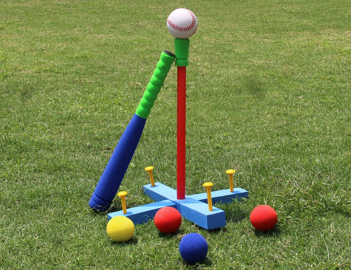 Best T Ball Set for 4 years old