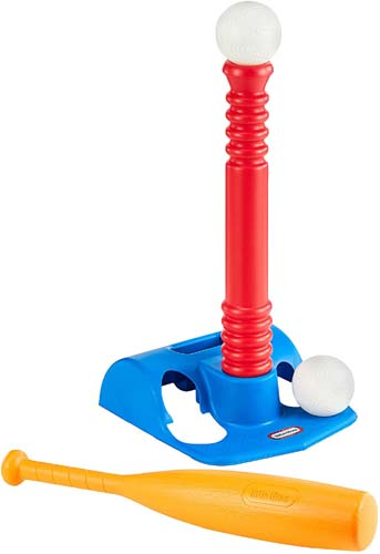 Little Tikes T-Ball Set (Red)